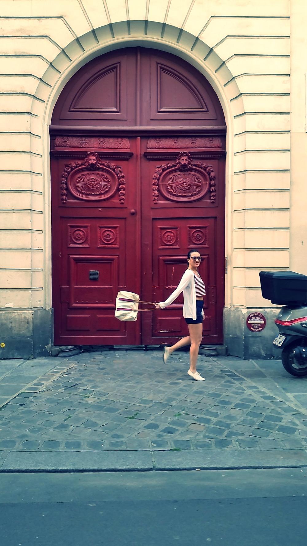 PARIS  The handsomest city