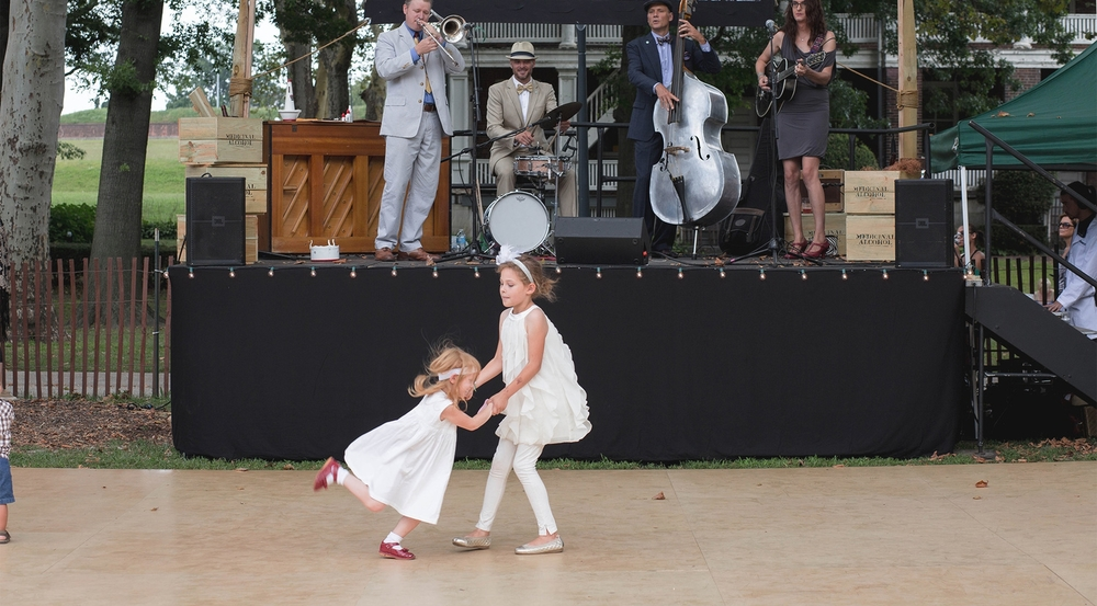Governor's Island Follies at the Jazz Age Lawn Party