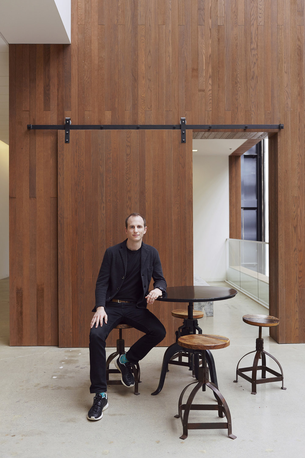 Joe Gebbia, Co-Founder of Airbnb, for Offscreen Magazine