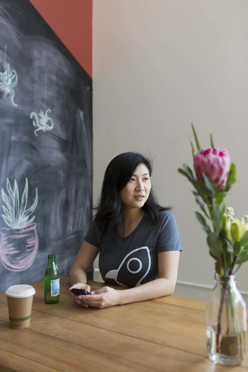 Joyce Kim for Offscreen Magazine