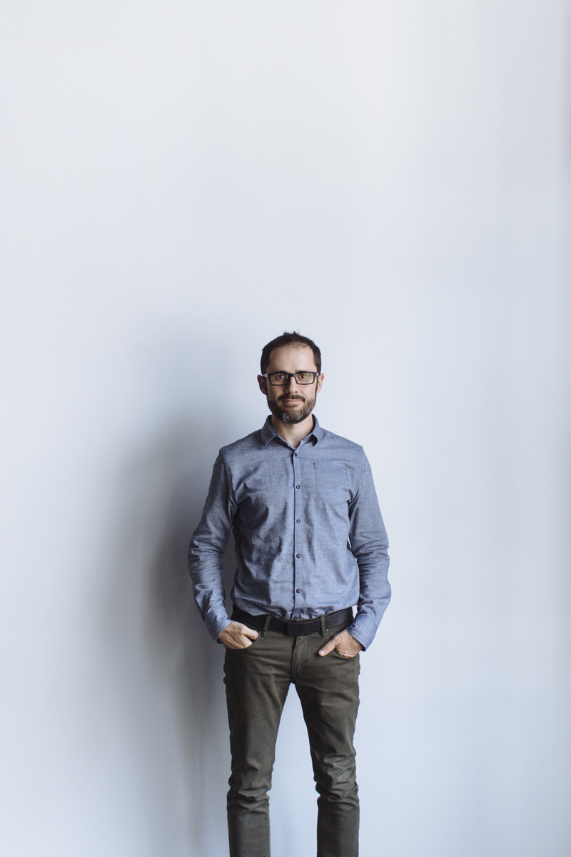 Ev Williams, Co-Founder of Twitter and Co-Founder/CEO of Medium, for Info Magazine