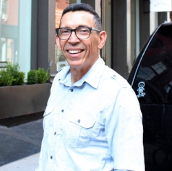 "ANTONIO LEITE, my best friend and ""soul"" partner! He has been supporting me above and beyond Fit For Joy's Book Campaign and Center Project. Tony and I have experienced life in friendship, love and health. We have learned together what I believe life was meant to teach all of us: The Truth About Love! Our hearts' journey has crossed again and again. Thank you for always being there for me!"