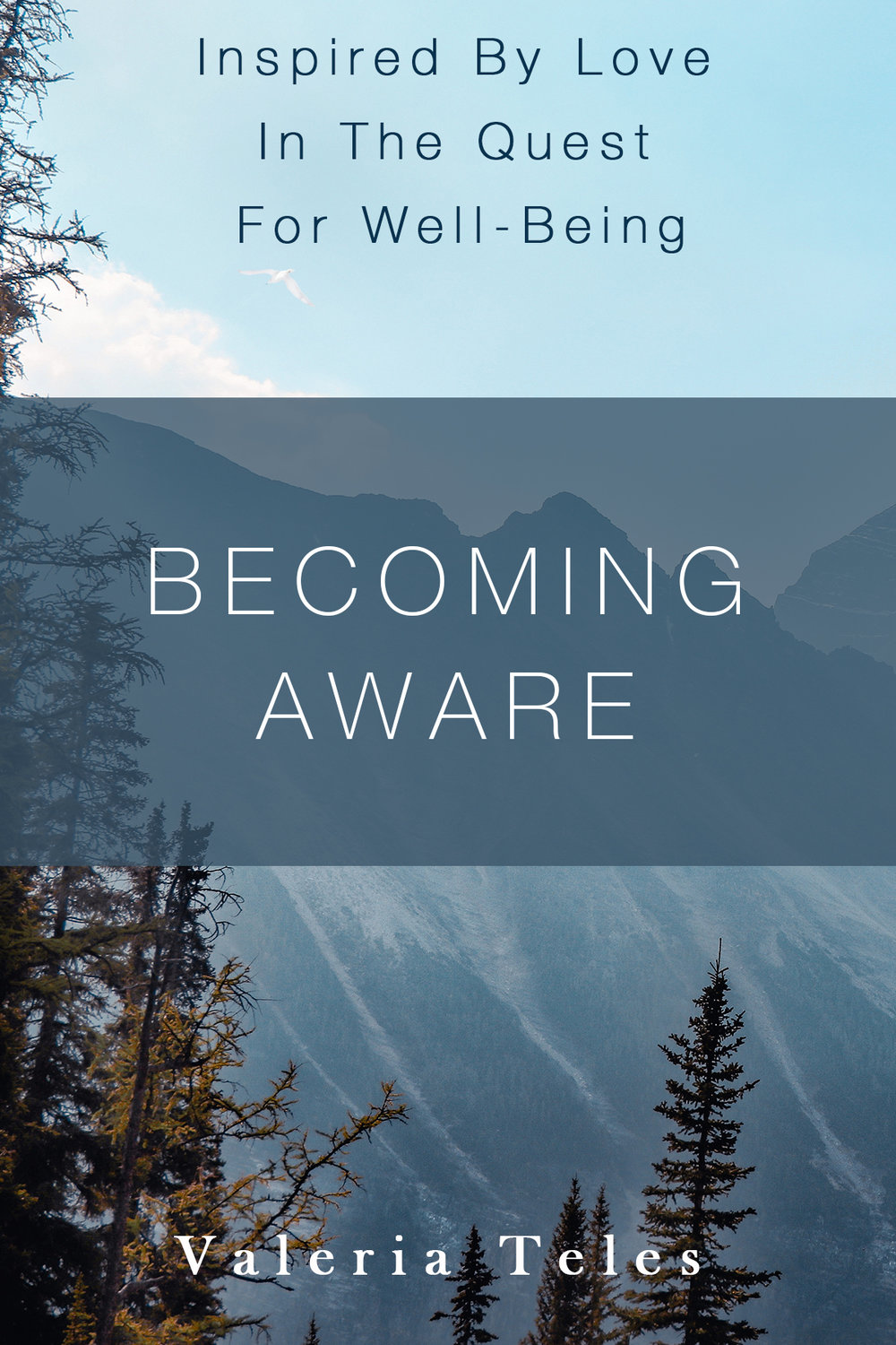 "Becoming Aware - ""Awareness sees what can't be seen with the eye or understood by the mind. It creates a space where body and mind dance with harmony and grace."" — V. TelesAwareness (that which knows) watches — doesn't act upon, or react to, anything that is perceived.One who is aware, can distinguish what is real from what is not.Awareness is the master of masters, that which teaches without teaching. It distinguishes the opposites.Is awareness key to Well-Being?How is fear the opposite of love?How can addiction become a gift?How are we humans indefinitely and deeply connected?Becoming aware is a collection of thoughts, insights, ideas, and conversations inspired by love in the quest for truth and well-being."