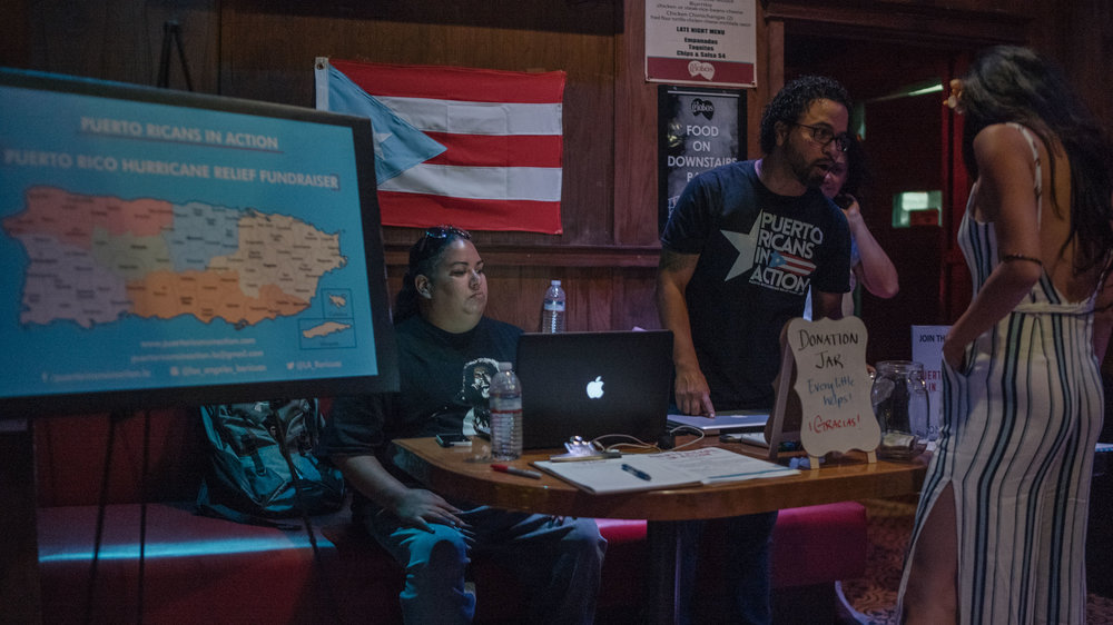 Puerto Ricans In Action