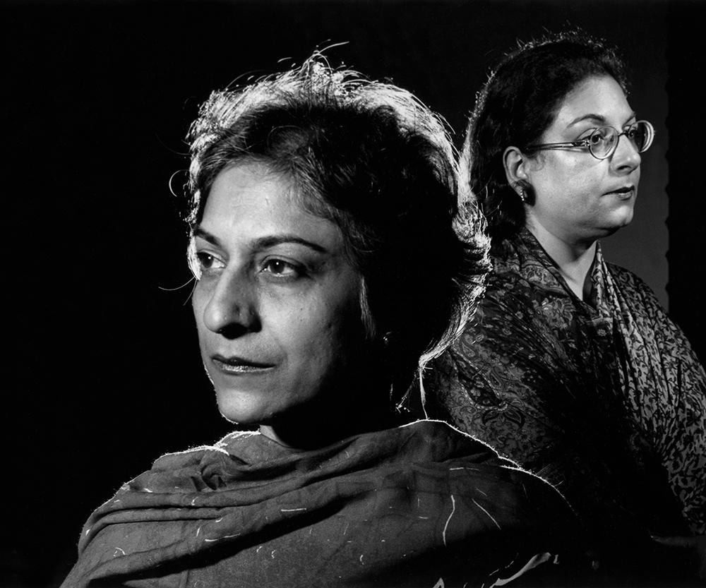 Asma Jahangir & Hina Jilani