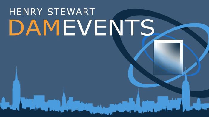 Digizuite will attend the Henry Stewart DAM Event DAM Europe