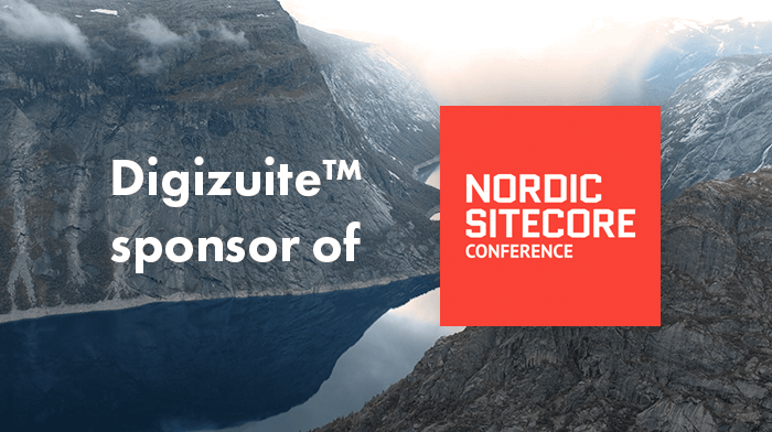 Digizuite is sponsor of Nordic Sitecore Conference