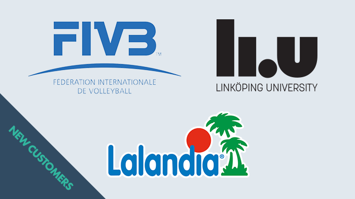 Why digital asset management is a must-have for Lalandia FIVB and Linköping University
