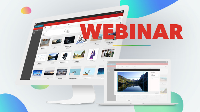 Free Digital Asset Management Webinar: Sitecore & Digizuite™ DAM - Get all the latest updates on Digizuite™ DAM for Sitecore.