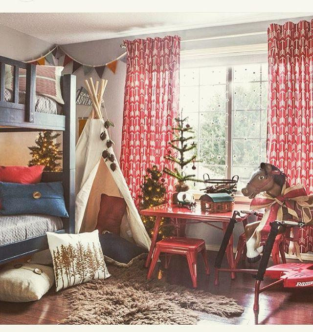 @hayneedle 💛 cozy space for your little adventurers 🌲