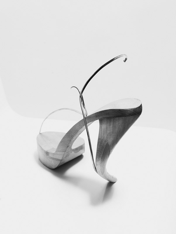Curve Line Shoe Prototype