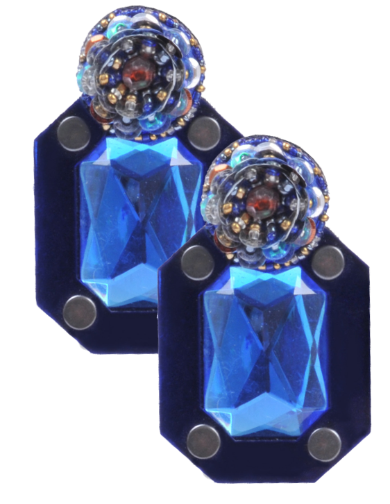 Geo Starlight Earrings