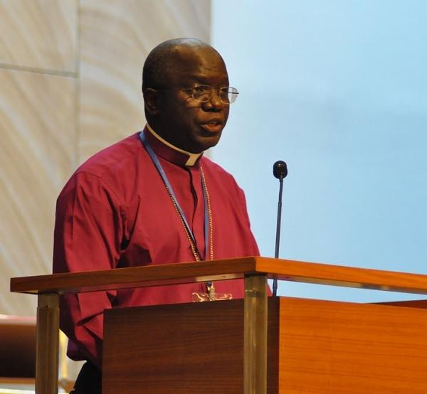 Archbishop Albert Chama (Photo: ENS)