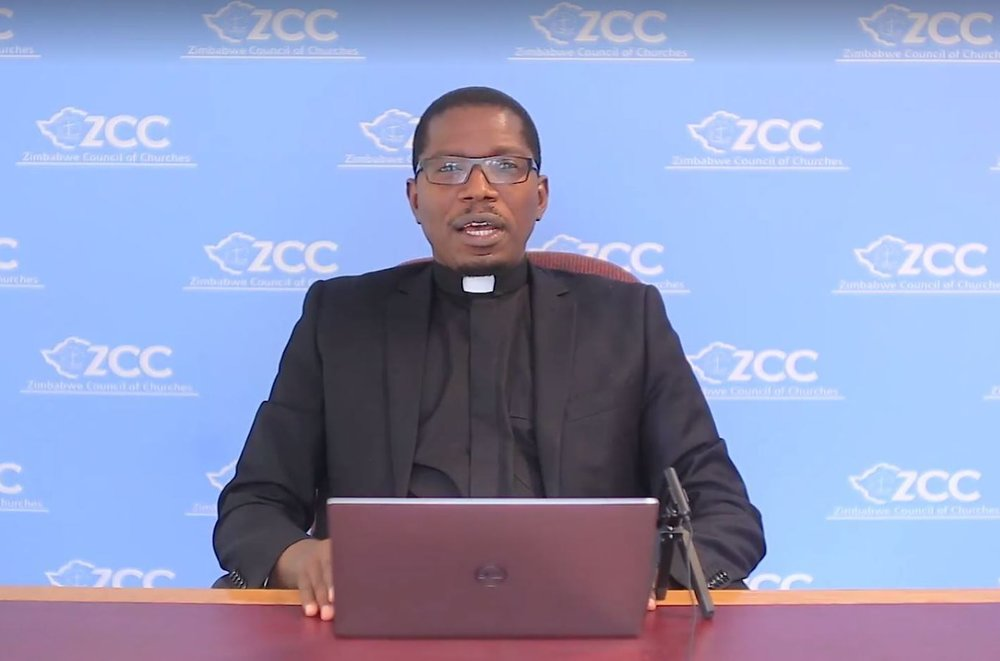 The Revd Dr Kenneth Mtata, General Secretary of the Zimbabwe Council of Churches.(Photo: ZCC)