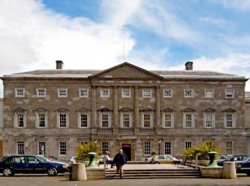 Leinster House, Dublin