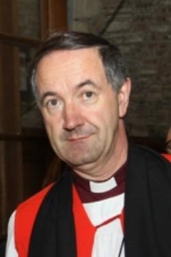 Bishop Michael Burrows