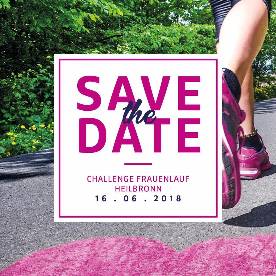 Anmeldungen zum Challenge Frauenlauf ab März 2018!