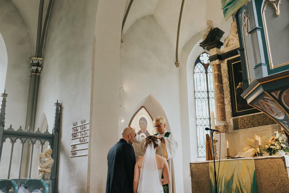Als Hochzeitsfotograf bei einer Hochzeit auf dem Gut Basthorst in Hamburg