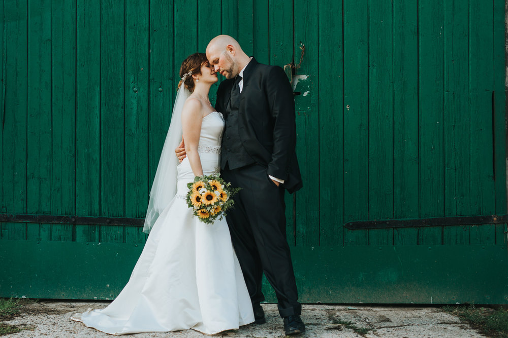 Hochzeitsshooting auf Gut Basthorst in der Nähe von Hamburg