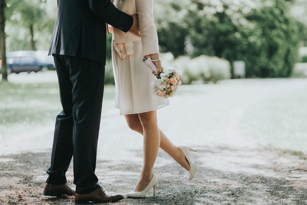 Darya Gulyamova - Hochzeitsfotografie Köln / Bonn / Düsseldorf - Standesamtliche Hochzeit in Troisdorf -