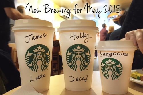 Baby Coffee Announcement