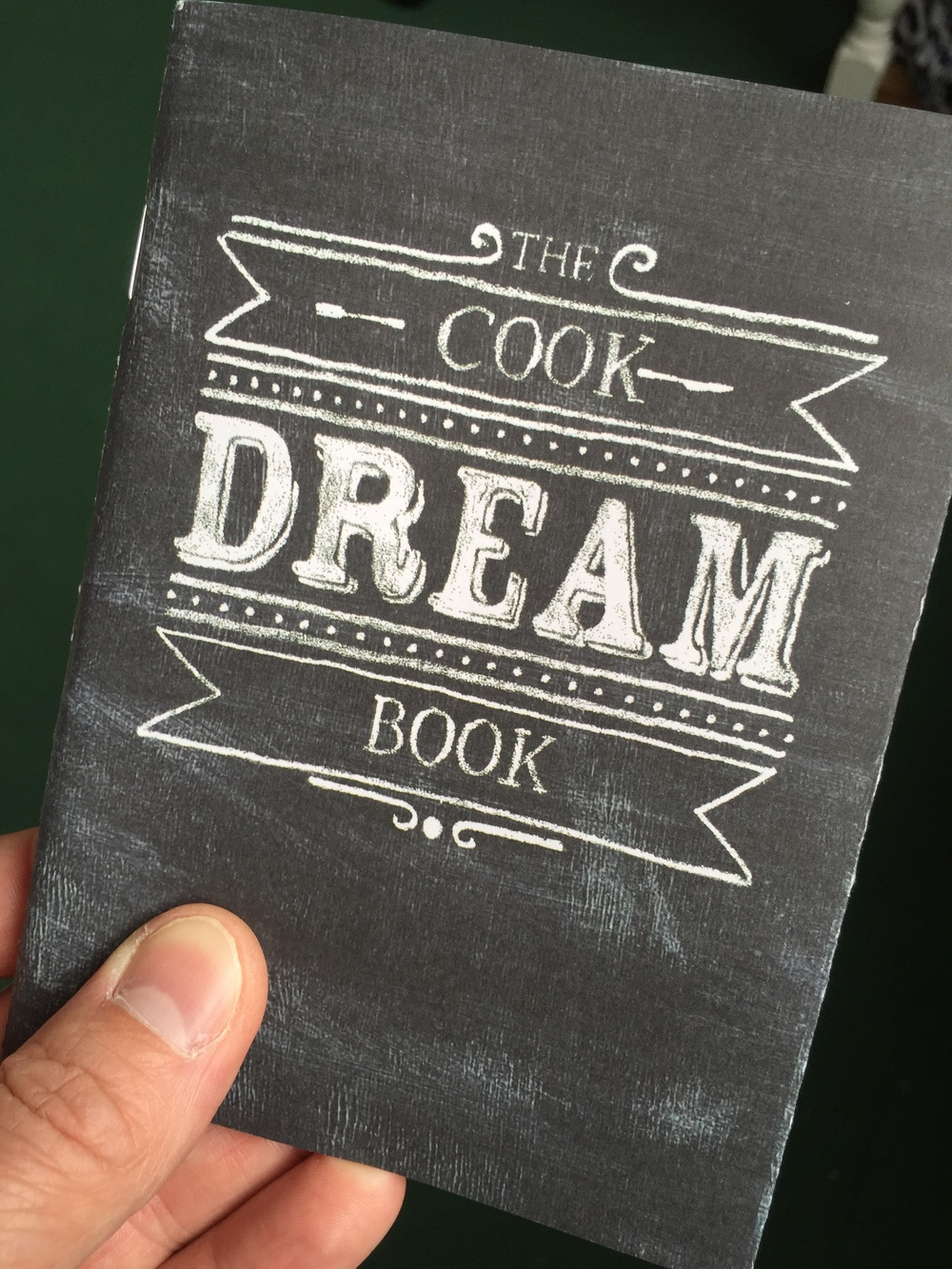 Got a dream? Cook will help you achieve it