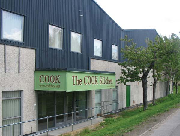 Where dreams are made: The Sittingbourne Cook HQ