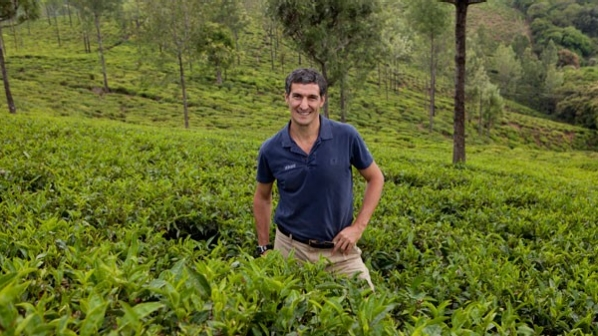 Seth Goldman, founder of Honest Tea, and now Tea-EO of the business