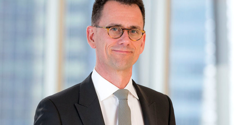 Richard Boele, KPMG's head of specialist human rights and social impact group