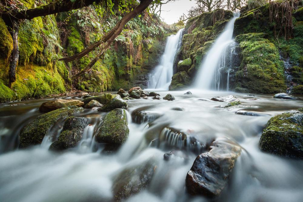 Venford Falls, Dartmoor