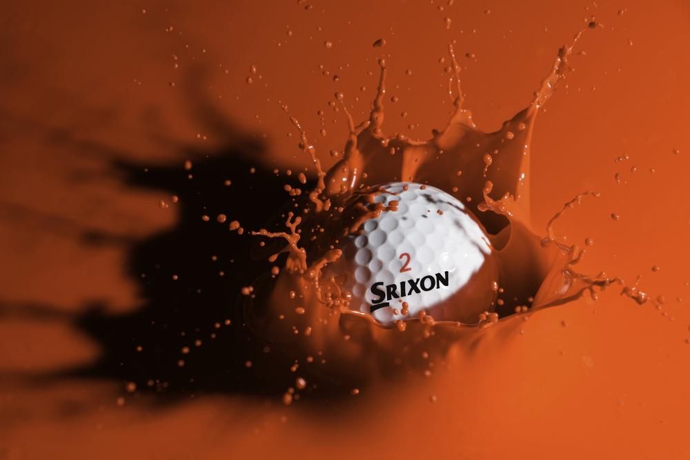 Srixon - Golf Ball Splash