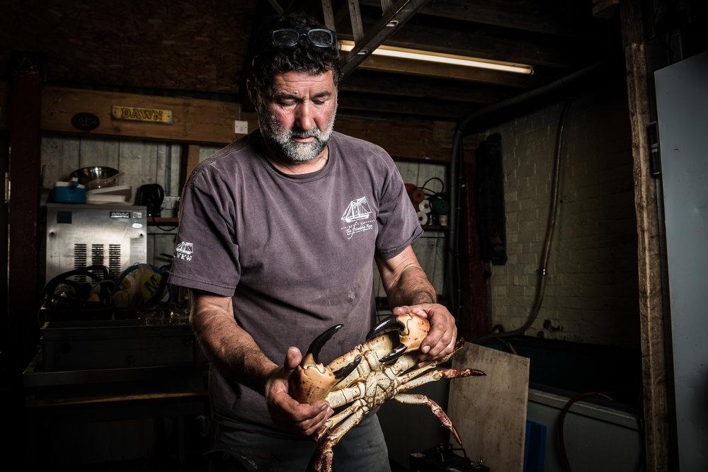 Lympstone Fisherman