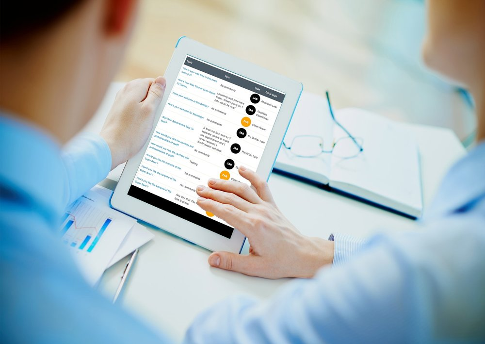 Real-time Patient Experience Management -  Click Here To Download The PDF