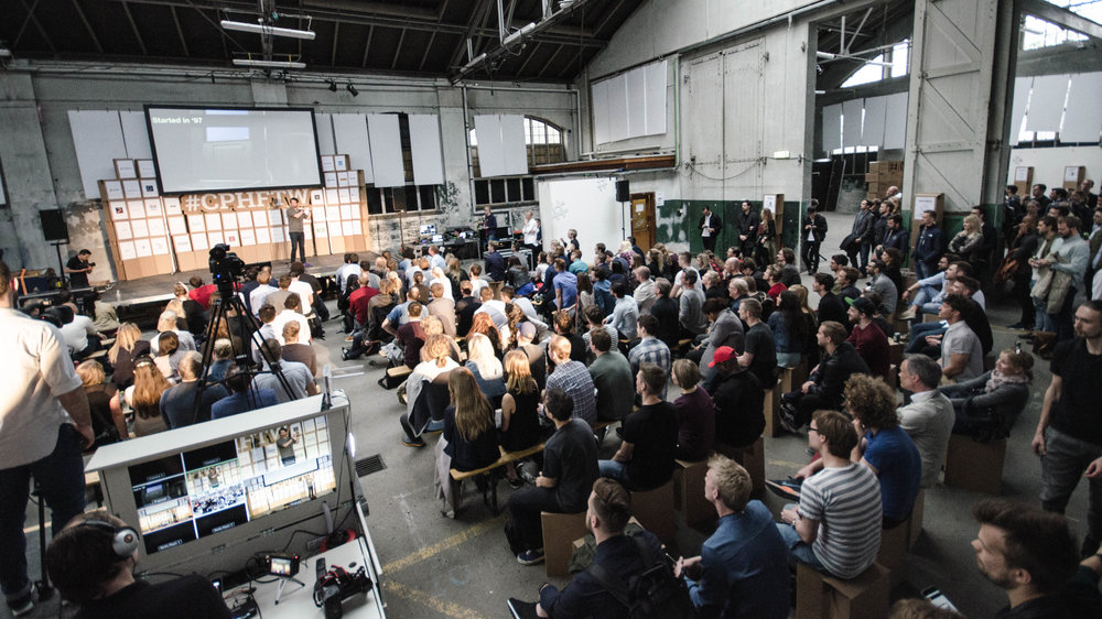 A recent #CPHFTW Townhall event (Image via #CPHFTW)