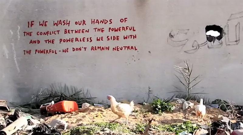 Credit: Banksy