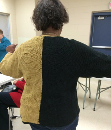 Ethel's Echo Sweater