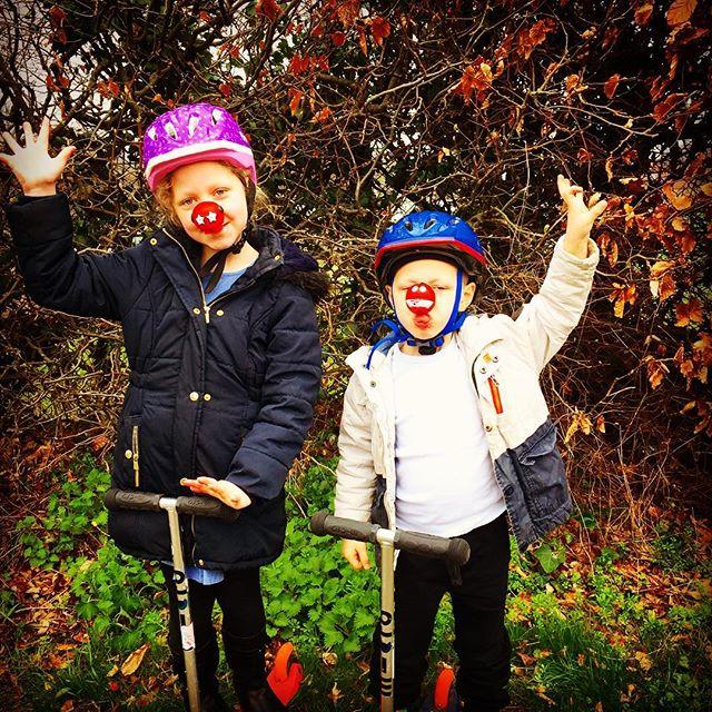 Happy #rednoseday 😄