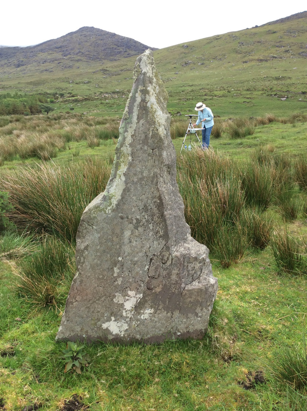 Ardgroom standing stone