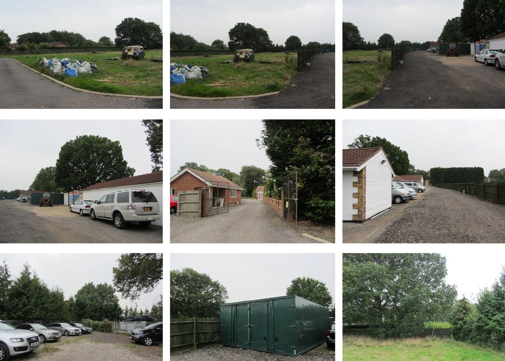 Existing Site Photographs