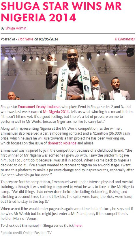 Shuga Sar Wins Mr Nigeria - MTV Shuga.JPG