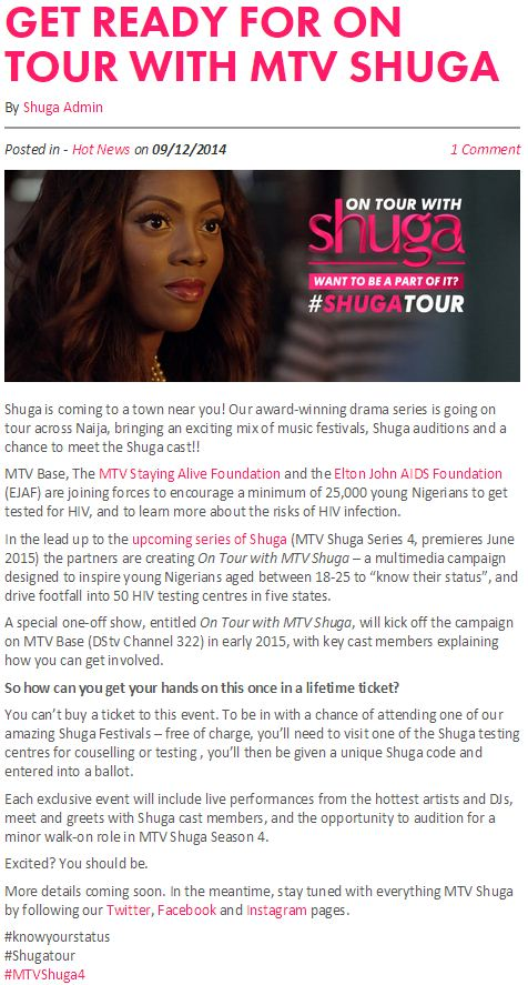 Get Ready For On Tour With MTV Shuga.JPG