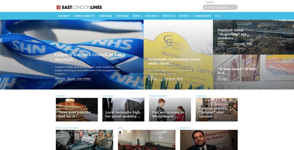 Croydon Health Crunch ELL Homepage.png