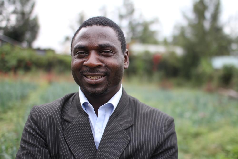 Pastor Silvanus Shigonde