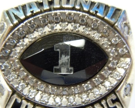 2005 football BCS champs