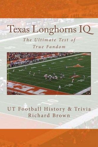 Texas Longhorn IQ