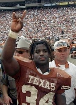 Ricky Williams-1998 Walter Camp