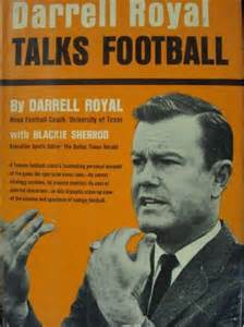 Darrell Royal Talks Football