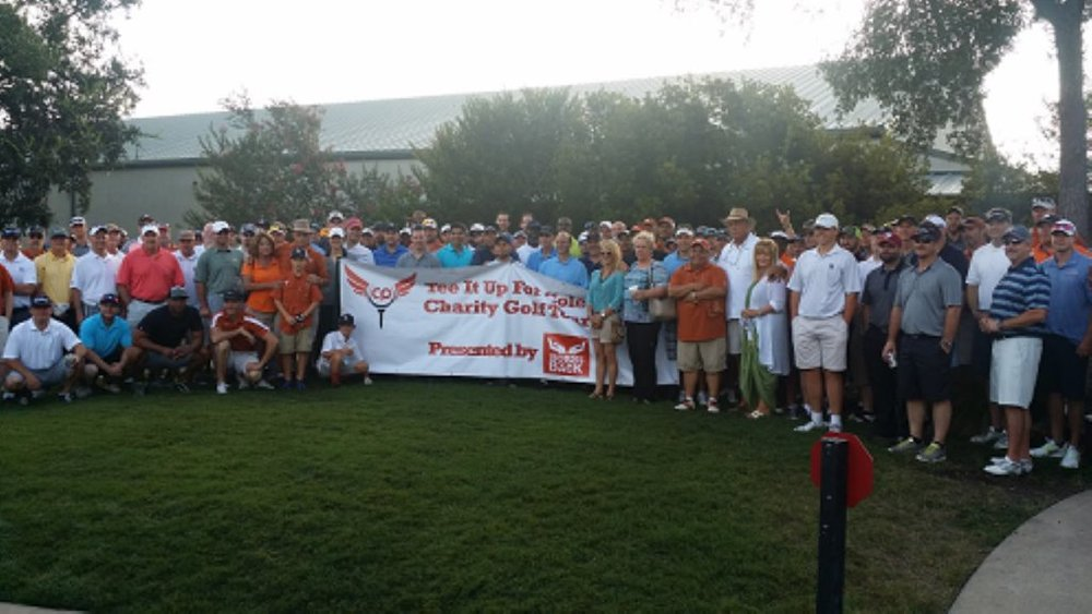 Cole Pittman Golf Charity Event