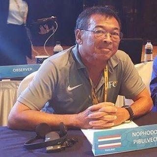 Coach Dang Pibulvech