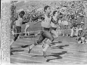 World class runner
